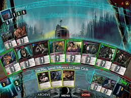Nightfall (The Deck Building Card Game)