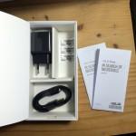 อุปกรณ์ในกล่อง